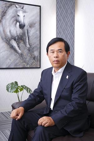 代表取締役社長 下村喜昭